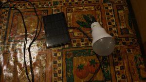 The prodeli solar light