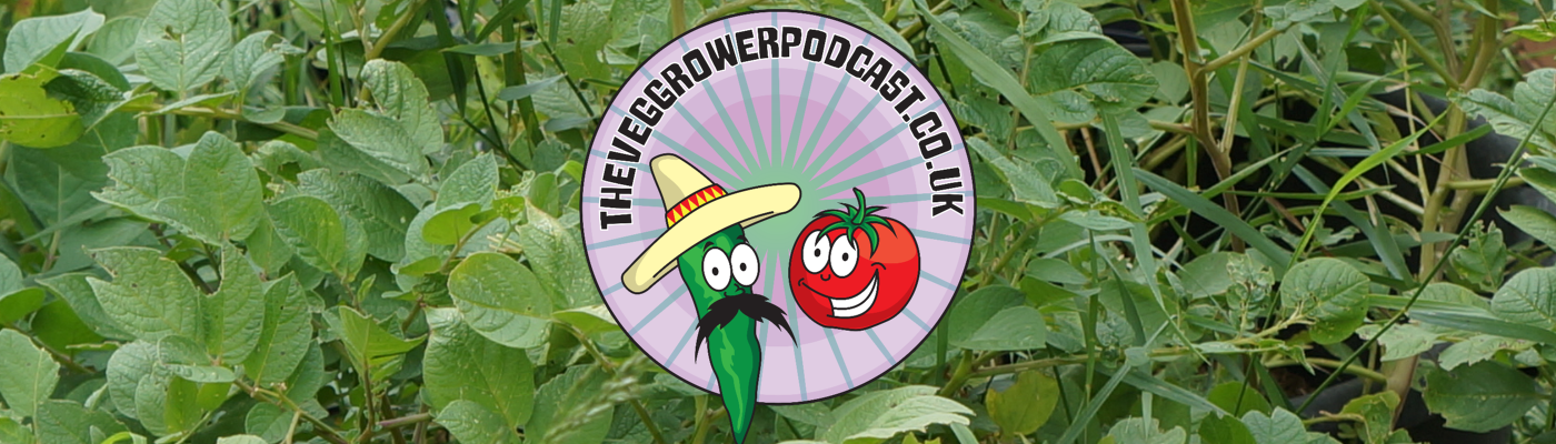 The veg grower podcast