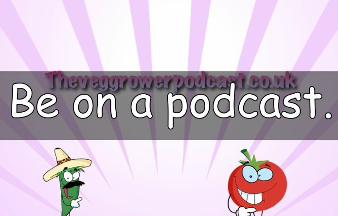 Be on a podcast