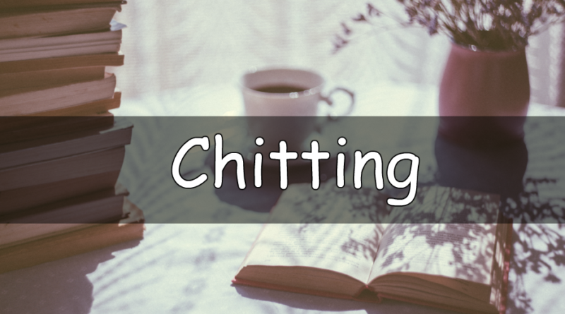 A weekly examine of a horticulture term. This week chitting