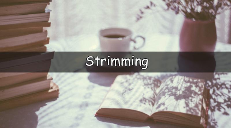 Wednesday means its time to look at my understanding of a horticultural word or term. This week I am looking at strimming.