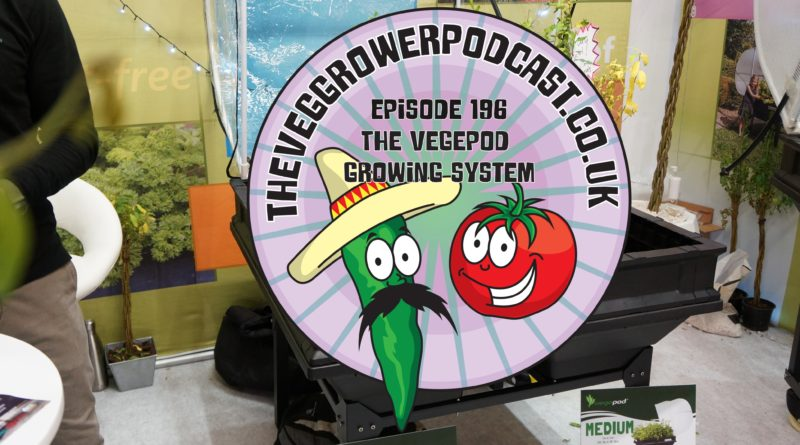 Join me in this weeks vegetable gardening podcast where I explore the vegepodgrowing system.