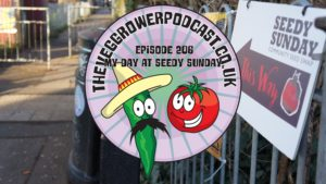 Join me in this episode of the veg grower podcast where I have taken a trip to Seedy Sunday an annual seed swopping event in Brighton. I also share the latest on the plots