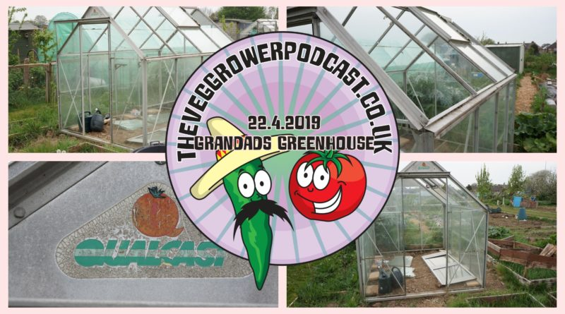 In this video I talk about the greenhouse that I have inherited from my grandad. I always remember my grandad tinkering around with his plants in this greenhouse. He bought this greenhouse with inheritence from his parents which goes to show just how old this ggreenhouse is