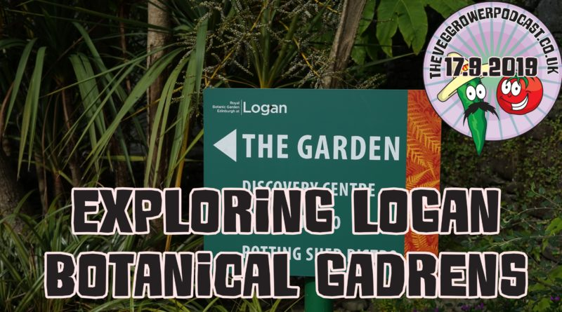 In todays video I'm sharing a video I shot back in September when I visited Logan botanical gardens.