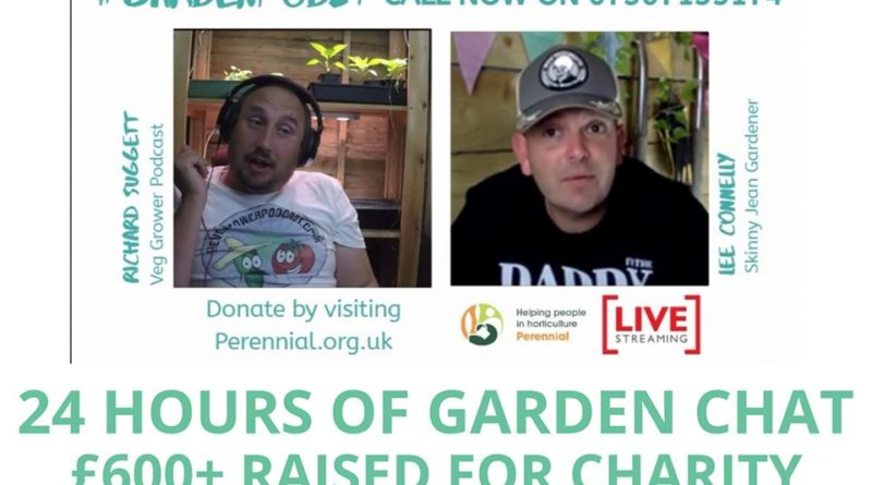 Thank you to everyone who got involved in the 24 hour live podcast stream that Lee and I completed yesterday. We could not have done it without everyone who got involved.